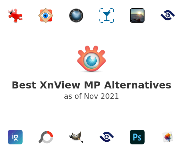 Best XnView MP Alternatives