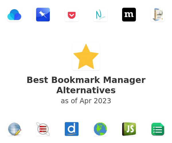 Best Bookmark Manager Alternatives