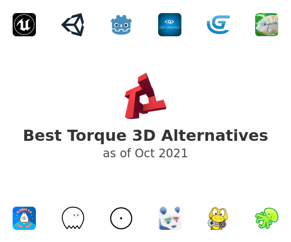 Best Torque 3D Alternatives