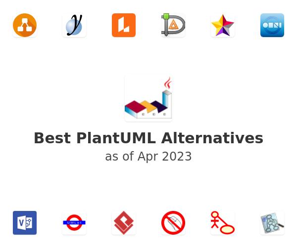 Best PlantUML Alternatives