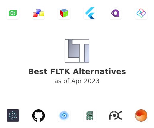 Best FLTK Alternatives