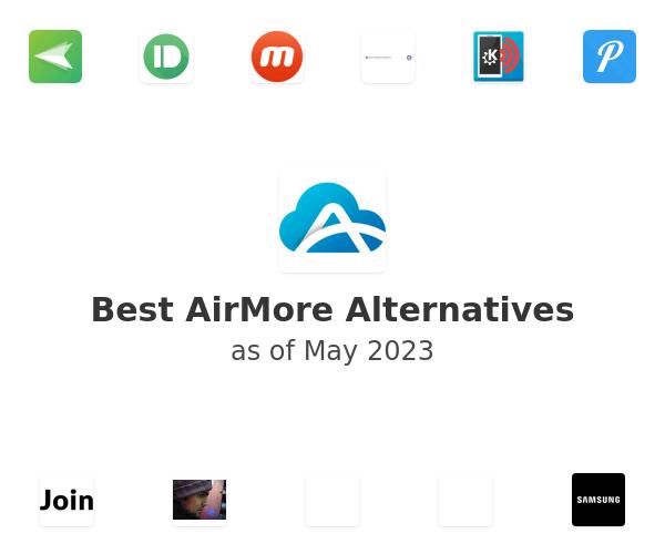 Best AirMore Alternatives