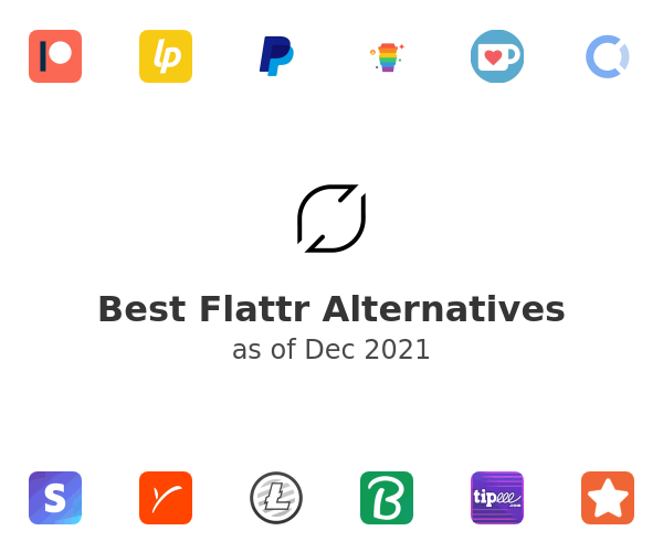 Best Flattr Alternatives