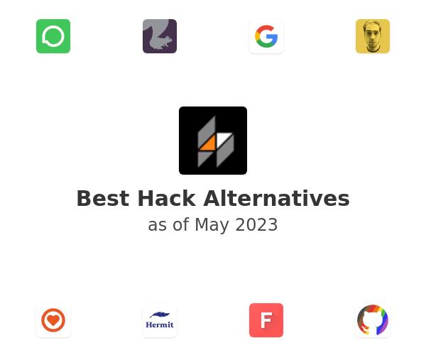 Best Hack Alternatives