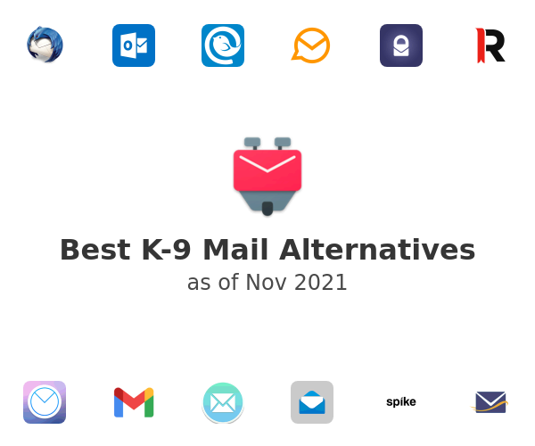 Best K-9 Mail Alternatives