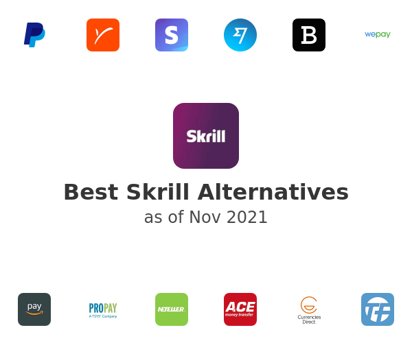 Best Skrill Alternatives