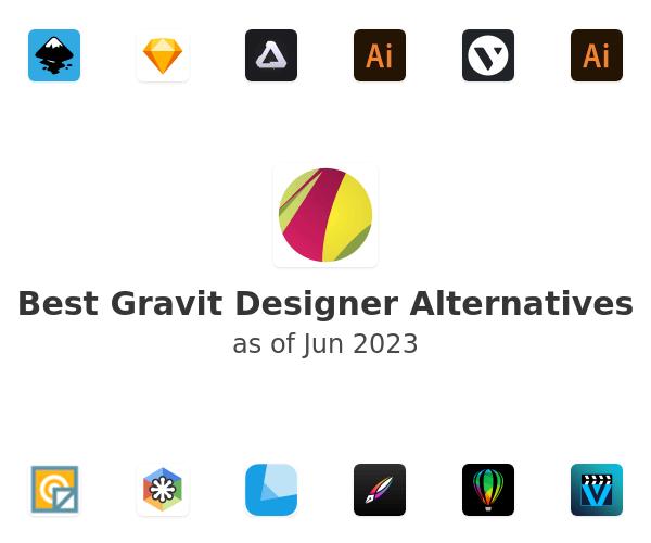 Best Gravit Designer Alternatives