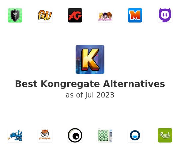 Best Kongregate Alternatives
