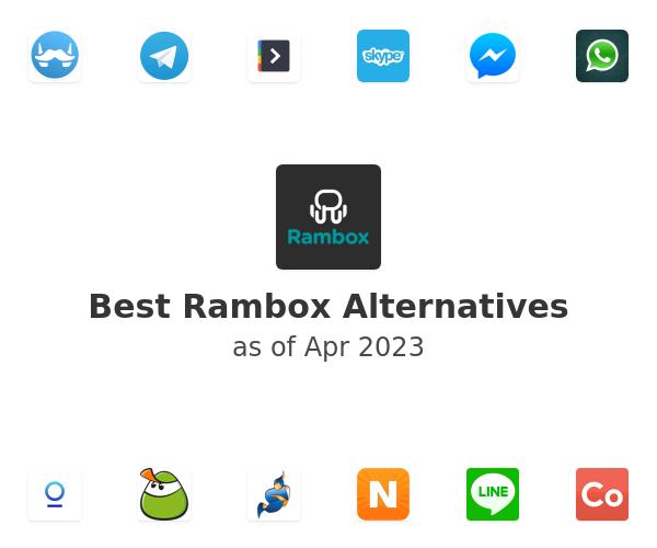 Best Rambox Alternatives