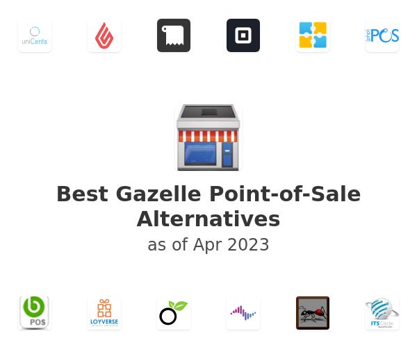Best Gazelle Point-of-Sale Alternatives