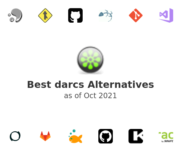 Best darcs Alternatives