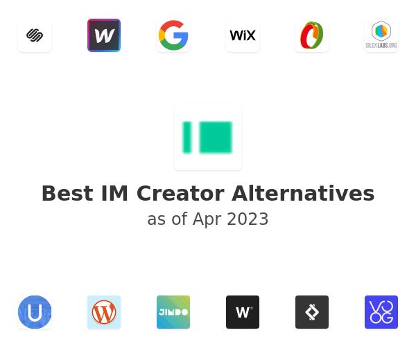 Best IM Creator Alternatives