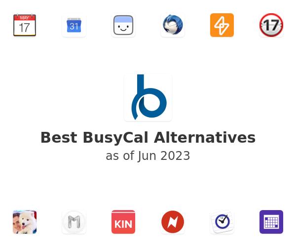 Best BusyCal Alternatives
