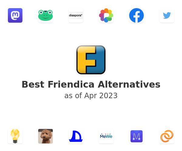 Best Friendica Alternatives