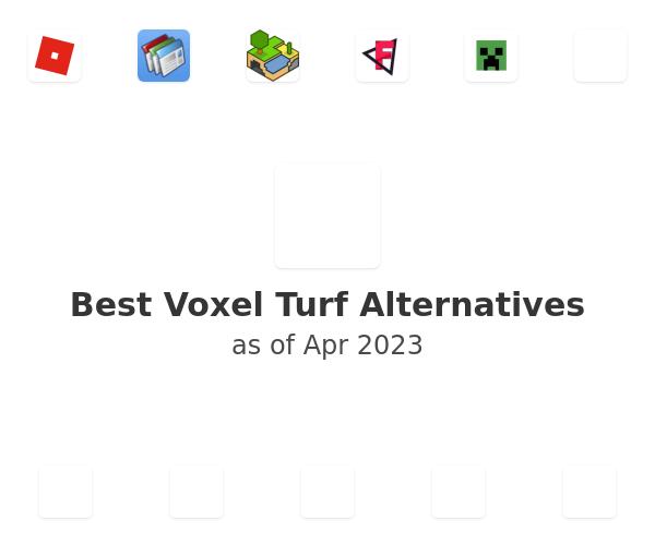 Best Voxel Turf Alternatives