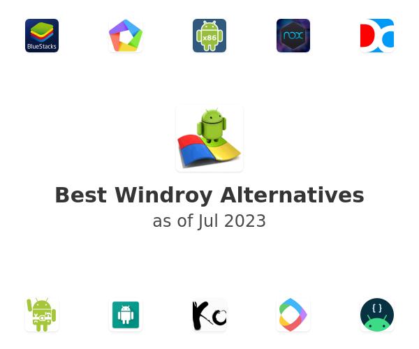 Best Windroy Alternatives