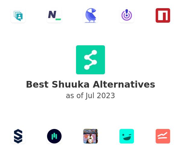 Best Shuuka Alternatives