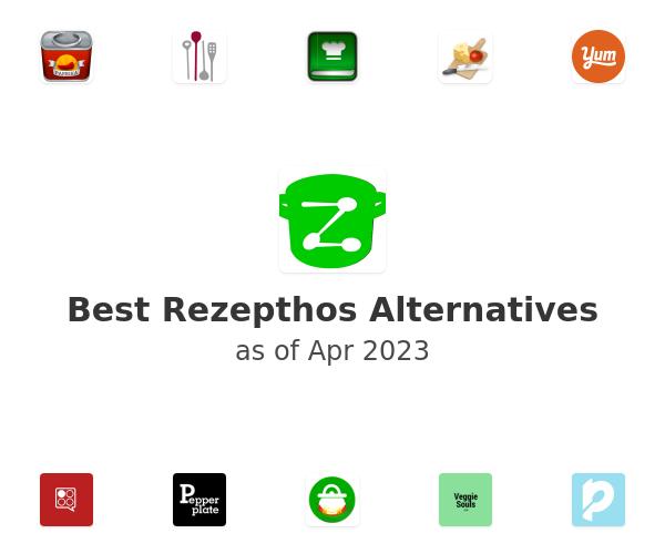 Best Rezepthos Alternatives