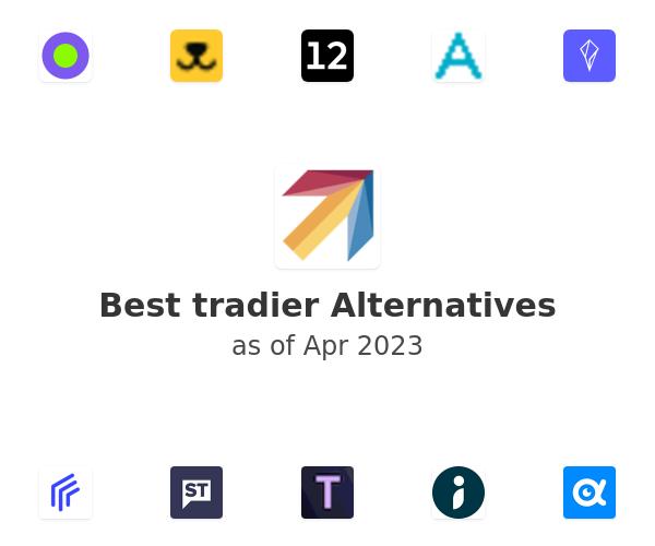 Best tradier Alternatives
