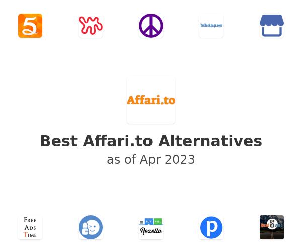 Best Affari.to Alternatives