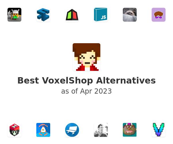 Best VoxelShop Alternatives