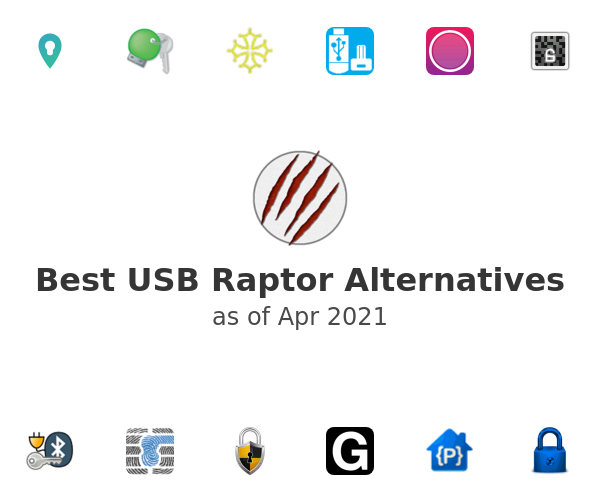 Best USB Raptor Alternatives