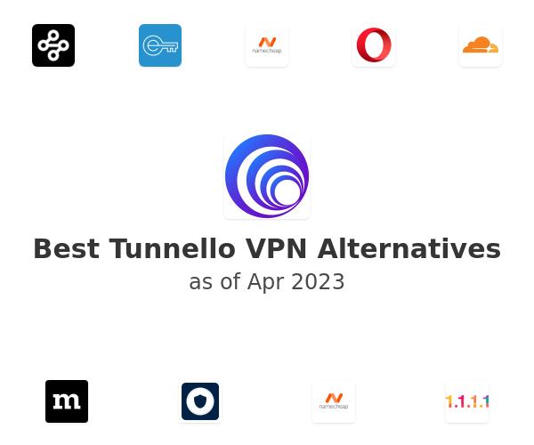 Best Tunnello VPN Alternatives