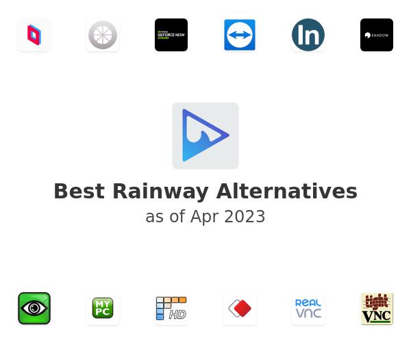 Best Rainway Alternatives