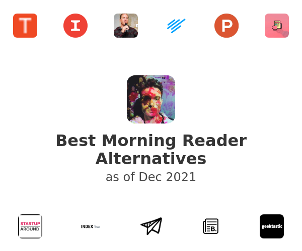Best Morning Reader Alternatives