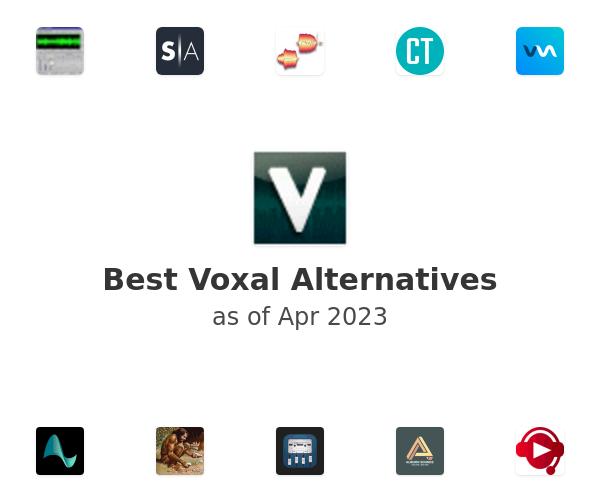 Best Voxal Alternatives