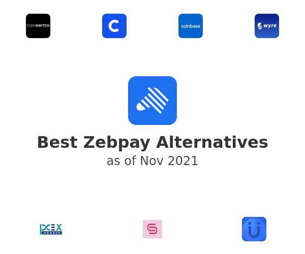 Best Zebpay Alternatives