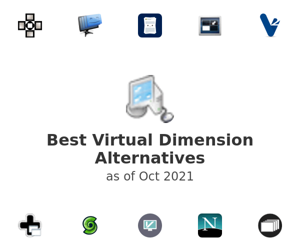 Best Virtual Dimension Alternatives