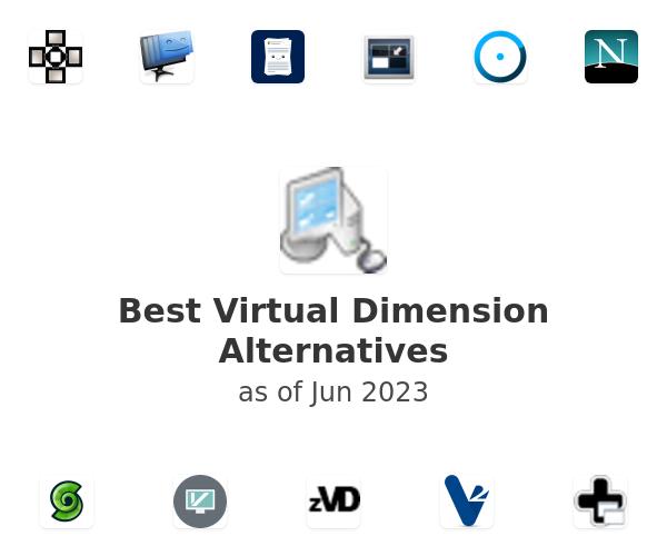 Best Virtual Dimension Alternatives