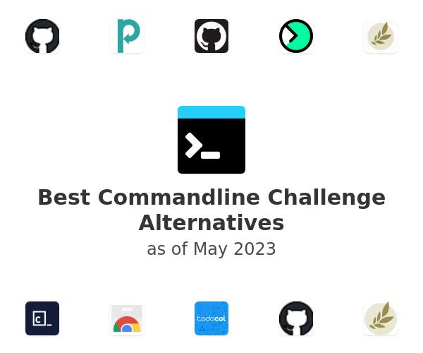 Best Commandline Challenge Alternatives