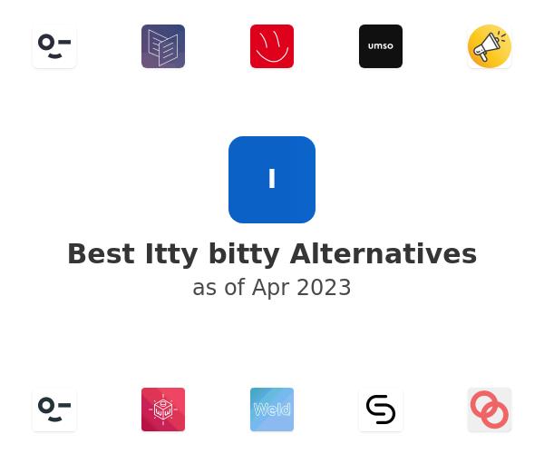 Best Itty bitty Alternatives
