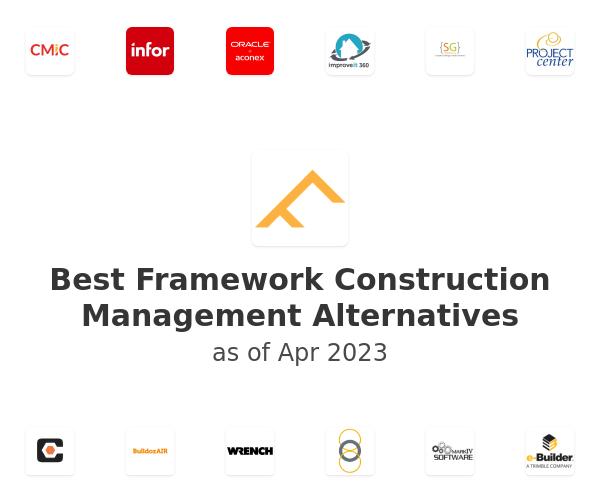 Best Framework Construction Management Alternatives