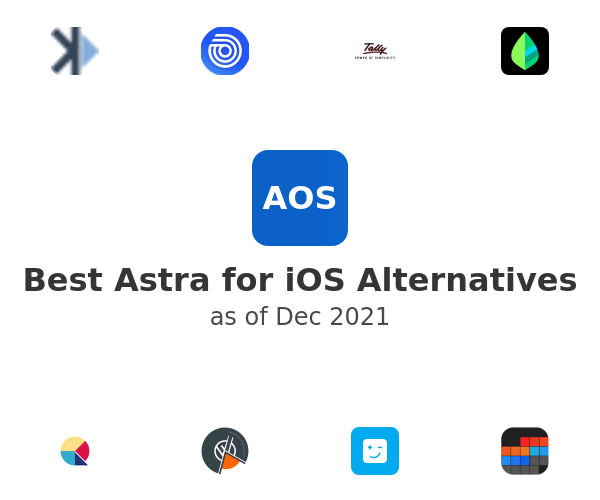 Best Astra for iOS Alternatives