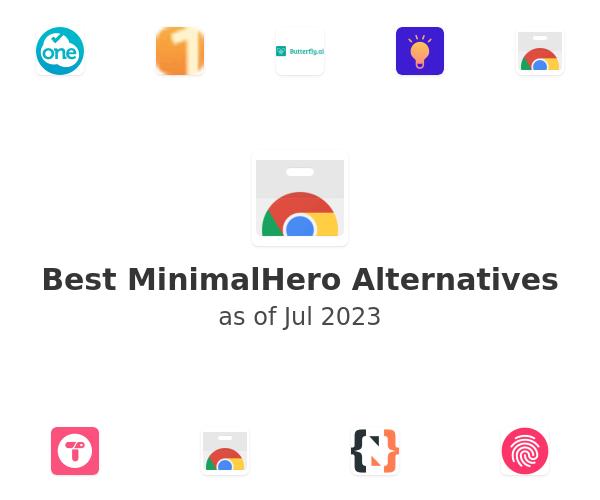 Best MinimalHero Alternatives