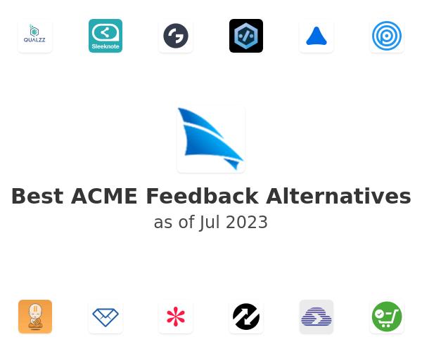 Best ACME Feedback Alternatives