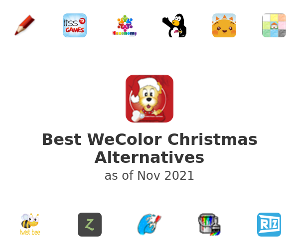 Best WeColor Christmas Alternatives