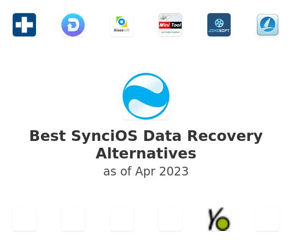 Best SynciOS Data Recovery Alternatives