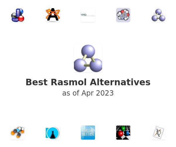 Best Rasmol Alternatives