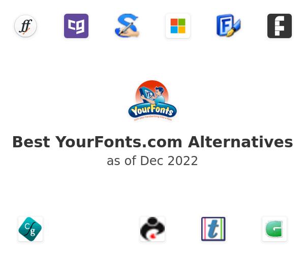 Best YourFonts.com Alternatives