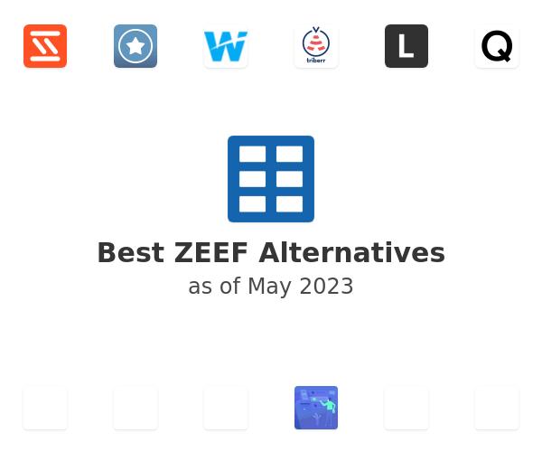 Best ZEEF Alternatives