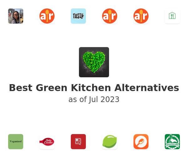 Best Green Kitchen Alternatives