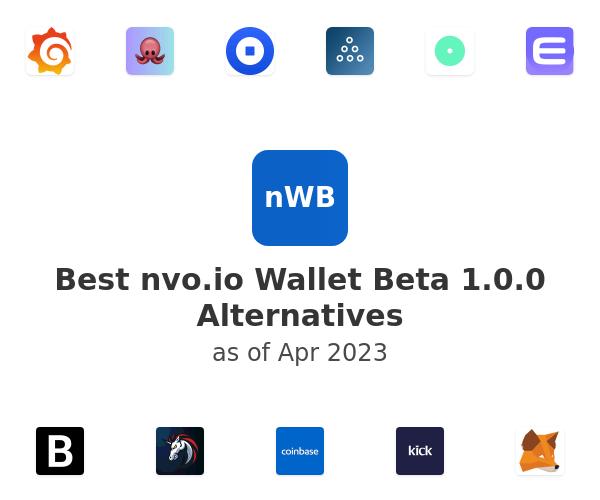 Best Wallet Beta 1.0.0 Alternatives