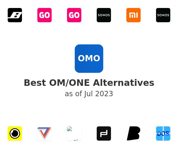 Best OM/ONE Alternatives