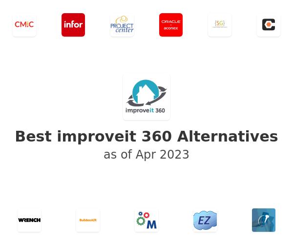 Best improveit 360 Alternatives
