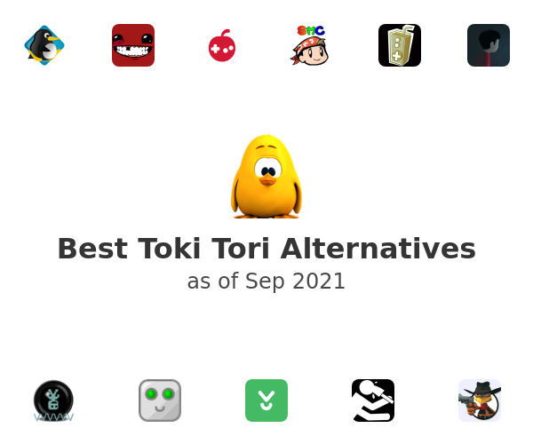 Best Toki Tori Alternatives
