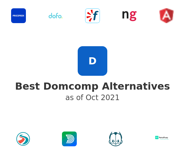 Best Domcomp Alternatives
